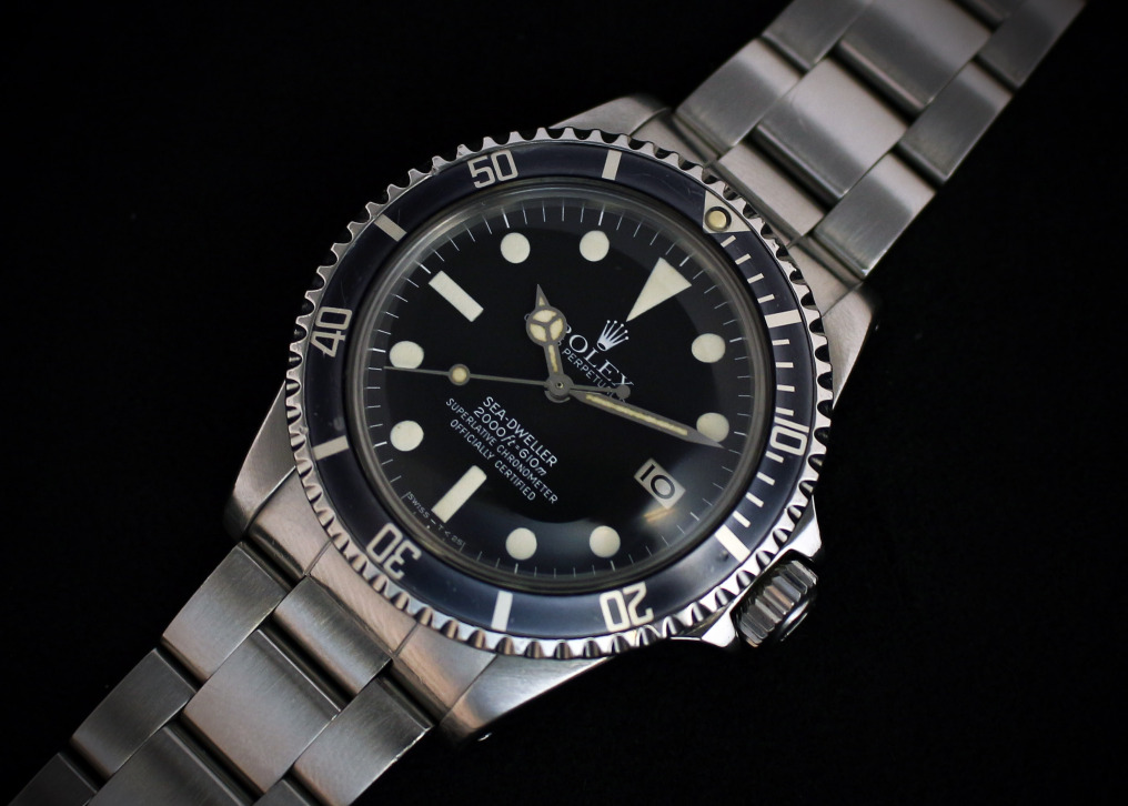 buy popular 4ba48 10825 ロレックス シードゥエラー Ref.1665 / ロレックス専門店 ...